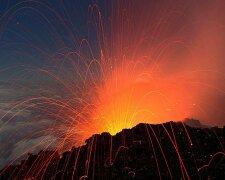 вулкан извержение фуего