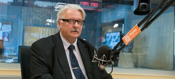 министр иностранных дел Витольд Ващиковский