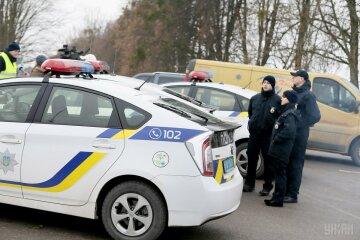 полиция полицейские