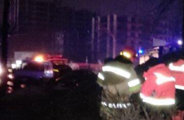 У Києві прогримів вибух, фото і подробиці з місця НП: на місце терміново з'їхалися рятувальники