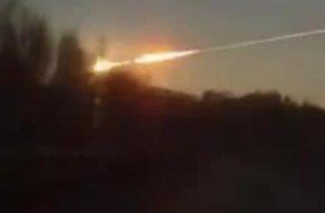 """Украинцы заметили в небе метеор, кадры невероятного явления: """"Какая красота"""""""