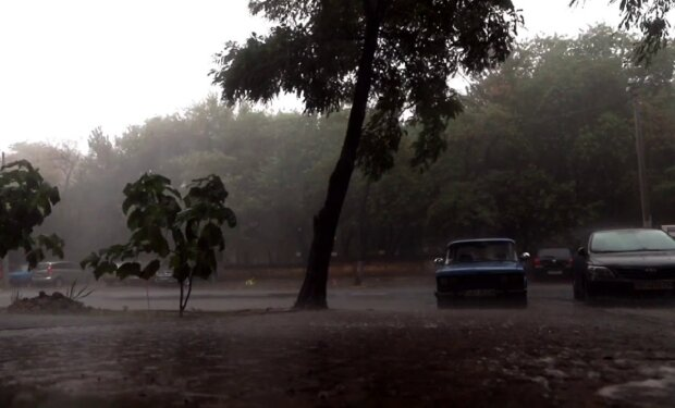 погода, дощ, злива, Одеса