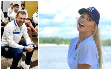 """Оля Полякова, сбросив верхнюю часть купальника, обратилась к сборной Украины: """"Парни..."""""""