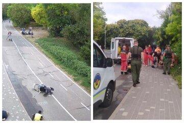 """В Одессе снесли коляску с ребенком, съехались медики: """"Выполнял маневр"""""""