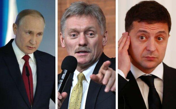 Песков выдвинул условие Украине и намекнул на встречу Путина с Зеленским: «Только после…»