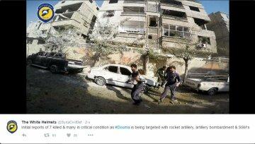 За миром в Сирии назначили «смотрящую» страну