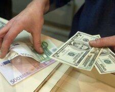 доллар евро обменник деньги