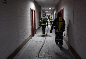 В одесском санатории вспыхнул пожар: кадры ЧП и что известно о пострадавших