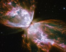 галактика хаббл, космос