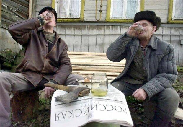 Россия, алкоголь