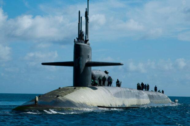 подводная лодка, США, класс Огайо