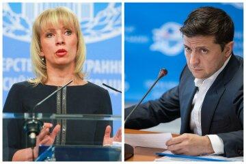 """Зеленский вывел из себя Захарову, соратница Путина не выдержала: """"Государство Ваше потерялось"""""""