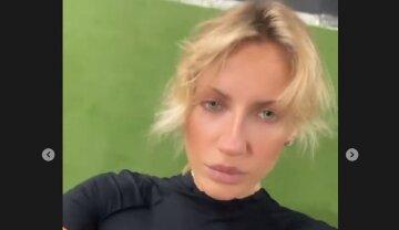 """Нікітюк осоромилася в спортзалі, фітнес-тренер все наочно показав: """"Леся, живіт втягни"""""""