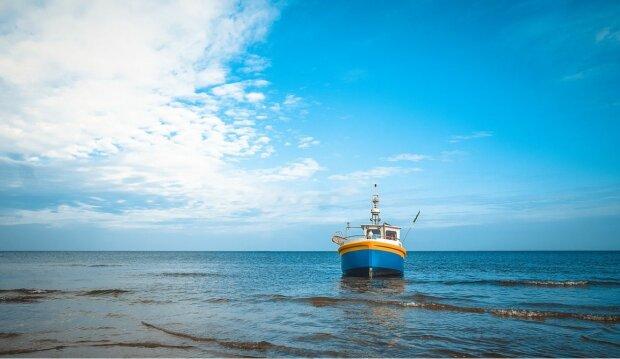 судно, корабель, чорне море