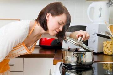 кастрюля повар кухня еда