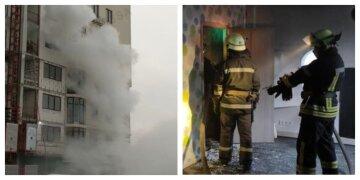 Всіх терміново евакуювали: у Харкові спалахнув дитячий центр, в якому знаходилися малюки, фото