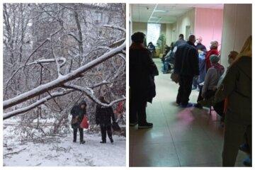 Погодний колапс в Одесі, лікарям додалося роботи через наплив пацієнтів: скільки постраждалих