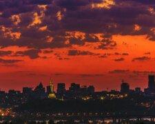 Киев-закат