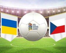 украина чехия футбол лига наций
