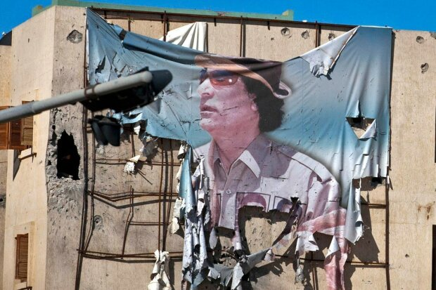 Африканские страсти Кремля: как Запад и Восток сошлись в Ливии