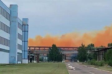 Авария на РовноАзоте – результат бездействия главы Министерства экологии, - депутат