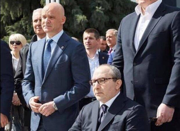 Труханов с Кернесом