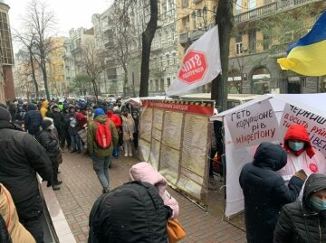 Активисты протестуют против коррупционных схем Минрегиона и ГАСК - СМИ
