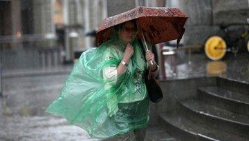 дождь погода весна