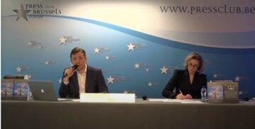 Наших гостей просто не пускают в Пресс-клуб, - Василец заявил об угрозе срыва презентации книги о Байдене