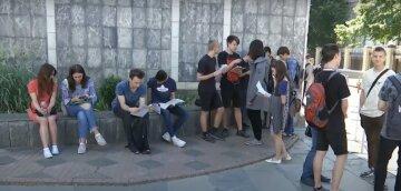 школа ученики школьники ВНО абитуриенты