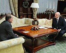 Лукашенко и Медведчук