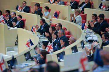 парламент — Грузия