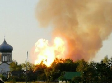 """""""Пламя выше церкви"""": мощный взрыв прогремел на газопроводе, фото и детали ЧП в России"""
