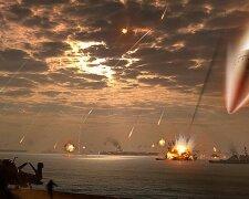 ракеты, сирия