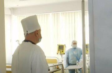 коронавірус, лікарня, лікарі