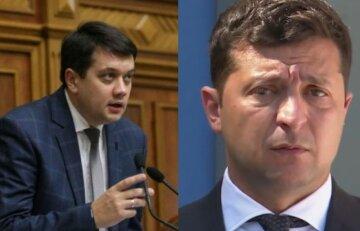 """Разумков раптово остудив запал президента, опитування Зеленського під загрозою: """"Станом на сьогодні..."""""""