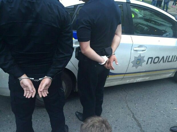 взятка, полиция