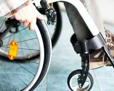 инвалидная коляска, инвалид