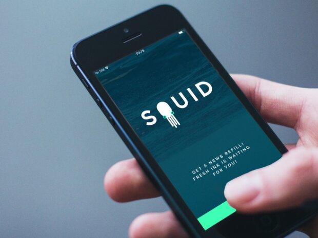 SQUID App буде провайдером новин на смартфонах Huawei