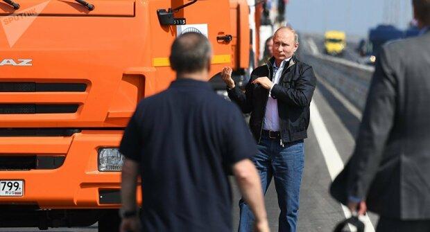В Крыму страдают из-за Керченского моста: раскрыта правда о любимом проекте Путина