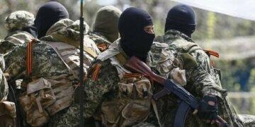 Донбасс, боевики,
