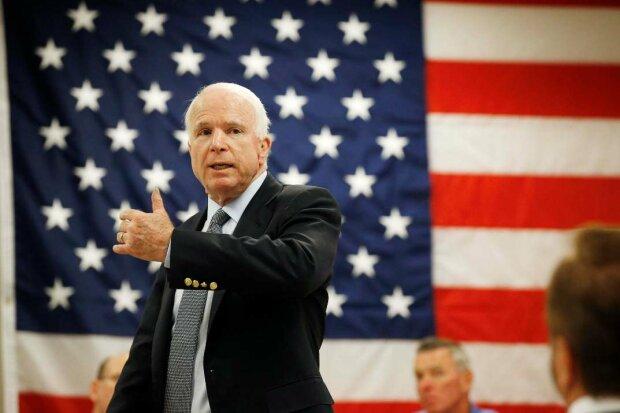 Джон Маккейн повторить долю Кеннеді