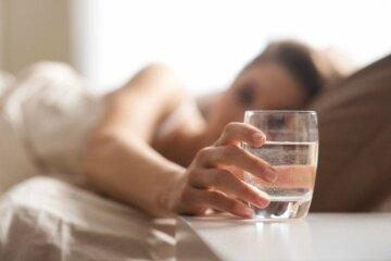 вода, пьет воду
