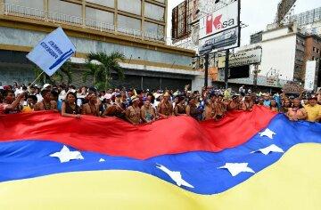 Протести у Венесуелі: поліція застрелила демонстранта