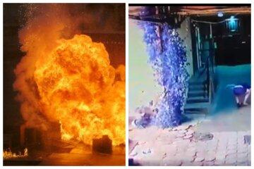 Взрыв прогремел в жилом доме в Одессе: видео ЧП