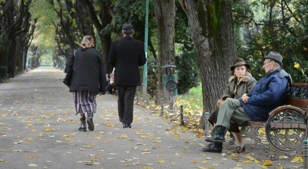 пенссии, пенсионеры