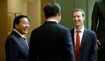 Facebook введет цензуру ради возвращения в Китай