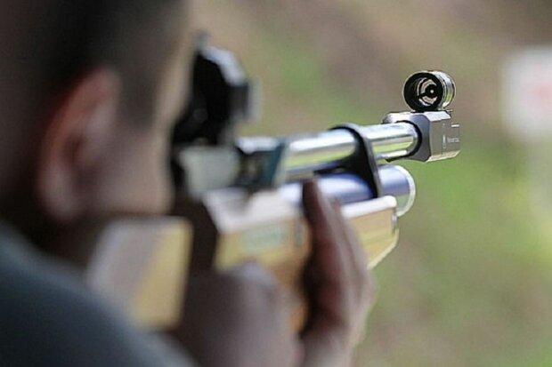 автомат, оружие, стрельба, стрелять