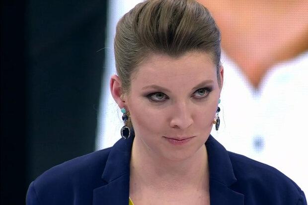 """Скабеєва вирішила допомогти стареньким """"загниваючої Європи"""": фото лицемірства потрапило в мережу"""