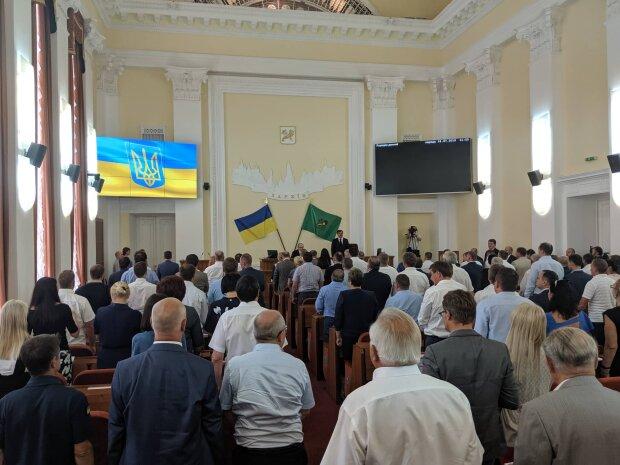 Харьков, горсовет